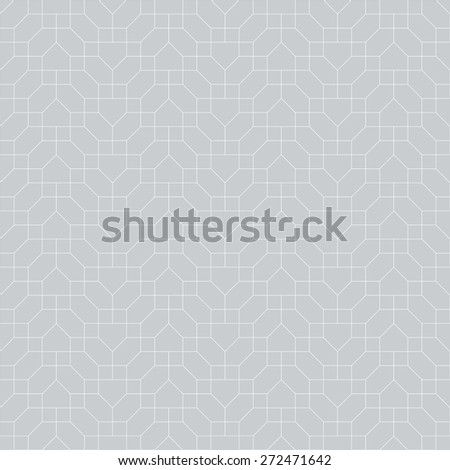 Seamless pattern. Creative geometric texture with a set of thin broken lines. Repeating diamonds, squares, polygons. Monochrome. Backdrop. Web. Vector illustration for your design - stock vector