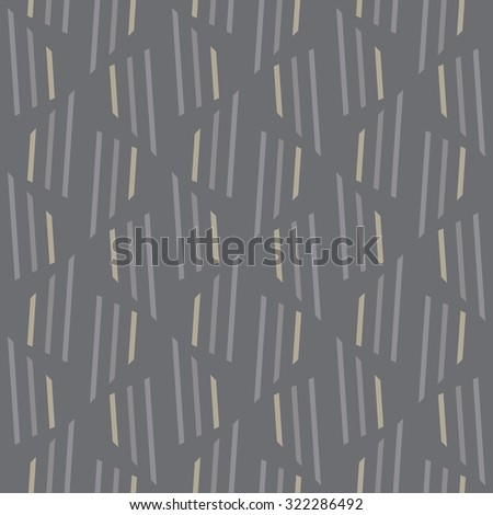 Seamless pattern design. Abstract background. vector illustration. grey colors