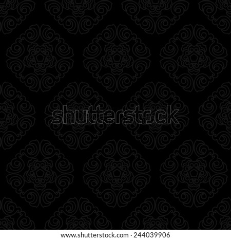 Seamless pattern for design