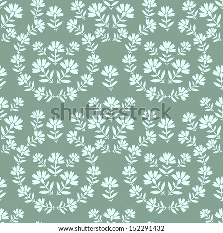 Seamless pattern in pastel color - stock vector