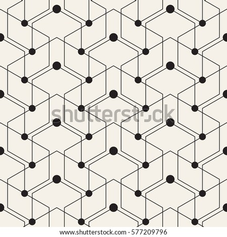 Geometric patterns with lines
