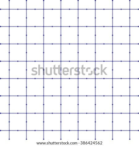 Seamless pattern. Modern Texture. Repeating Tiles With Dots