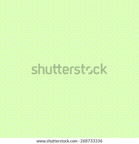 Seamless pattern pixel art background for website faint native color small parts pale light green - stock vector