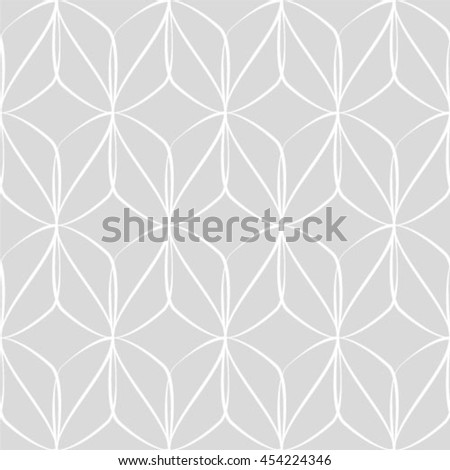 Seamless pattern. Simple texture with the repeating geometrical shape. Monochrome. Backdrop. Web. Vector element of graphic design - stock vector