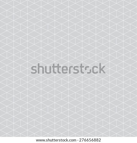 Seamless pattern. Stylish geometric texture with the repeating polygons, hexagons, rhombuses. Monochrome. Backdrop. Web.  Vector element of graphic design for your project - stock vector