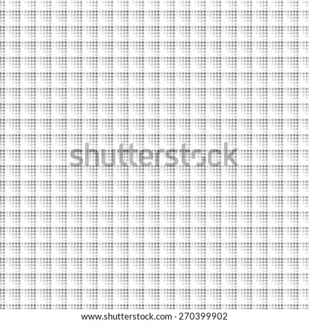Seamless pattern. Stylish texture with the repeating pixel triangles. Pixel background. Repeating small squares. Monochrome. Backdrop. Web. Vector illustration for your design - stock vector