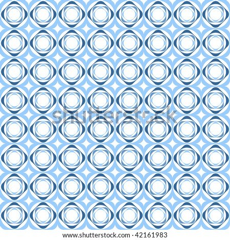 Seamless pattern. Vector. - stock vector