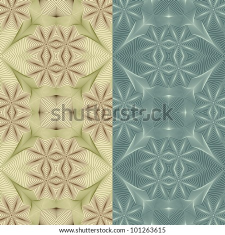 Seamless pattern vector background