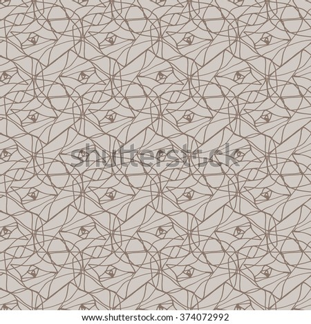 Seamless pattern vector of texture close peony buds