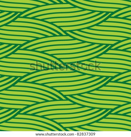 Seamless Pattern (wallpaper, background) - stock vector