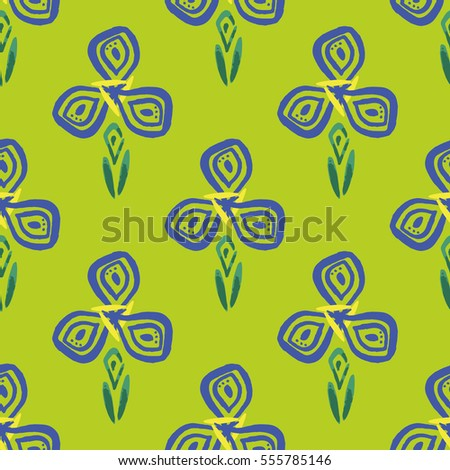 yellow iris flower stock vectors, images  vector art  shutterstock, Beautiful flower