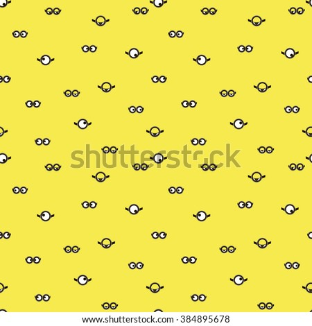 Vetor stock de seamless pattern minion vector packaging clothing seamless pattern with minion vector for packaging clothing t shirts two stopboris Image collections