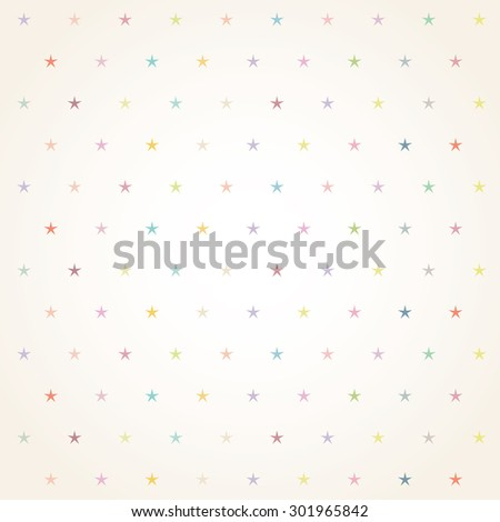 Seamless Pattern With Polka dot