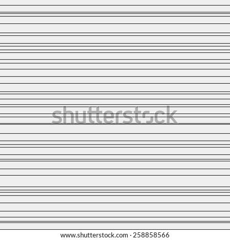 ... minimalistic pattern. Straight horizontal lines - stock vector