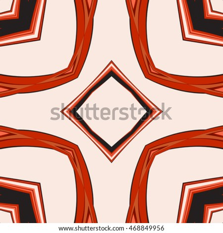 seamless squared texture, abstract pattern, vector art illustration