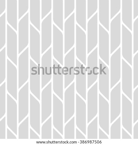 Seamless stripe pattern. Abstract monochrome background. Vector regular texture - stock vector