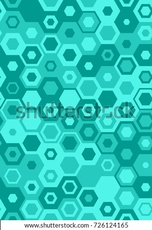 stock-vector-seamless-teal-hexagons-patt