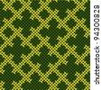 Seamless textural pattern - stock vector