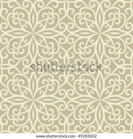 Seamless vector background - stock vector