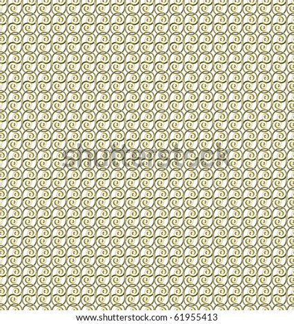 seamless vector color  ornament - stock vector