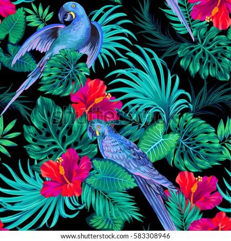 Hibiscus Stock Vectors Images Amp Vector Art Shutterstock