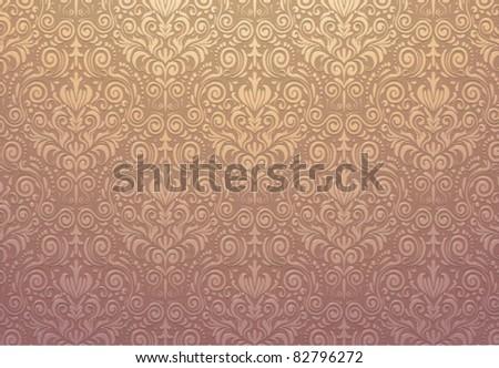 seamless vector texture - stock vector