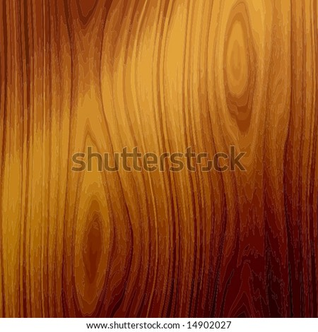 Seamless Vector Wood, Also See Jpeg In My Portfolio - stock vector