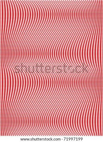Seamless wavy pattern.Vector illustration. - stock vector