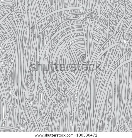 seamless white black abstract background - stock vector