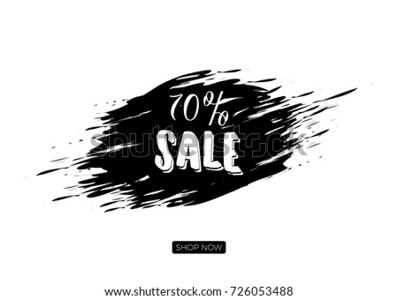 Season black friday sale board generic stock vector 726053488 season black friday sale board generic template of a promotion sell offer poster pronofoot35fo Image collections