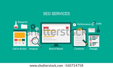 Content Marketing Digital Investment Flat Vector Banner