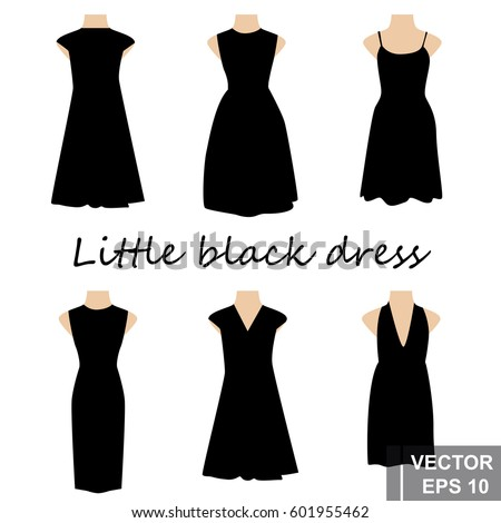 Little Black Dress Stock Images, Royalty-Free Images & Vectors ...
