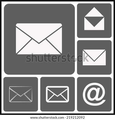 Set mail icons