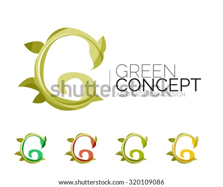 Blueberry logo design concept forest fruit stock vector for Modern cleaning concept