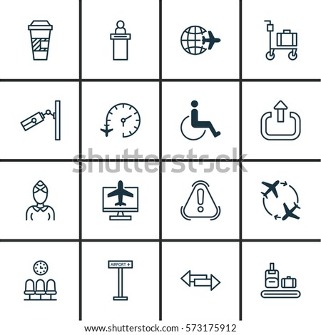 American football vector icons user interface stock vector for International seating and decor