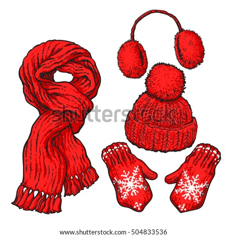 Mittens Stock Images Royalty Free Images Amp Vectors