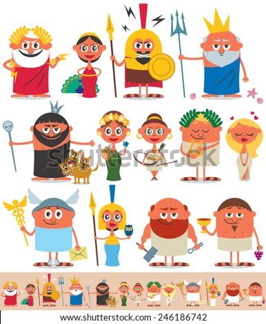 Greek Mythology Stock Images, Royalty-Free Images & Vectors ...