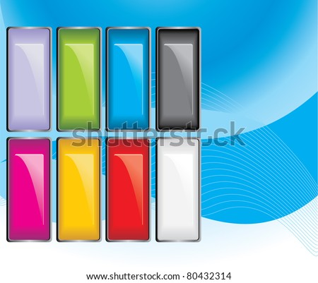 stock-vector-set-of-colorful-buttons-on-