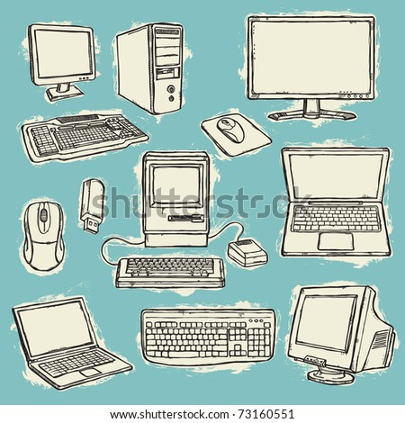 Set of computers