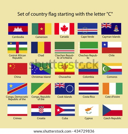 What Country Starts With The Letter B
