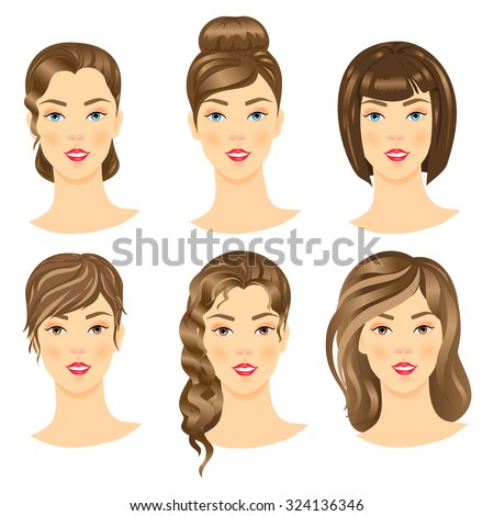 Woman Hair Stock Images, Royalty-Free Images & Vectors | Shutterstock