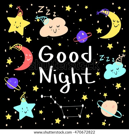 Goodnight Stock Images Royalty Free Images Amp Vectors