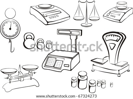 Pharmacy Scales Stock Images Royalty Free Images