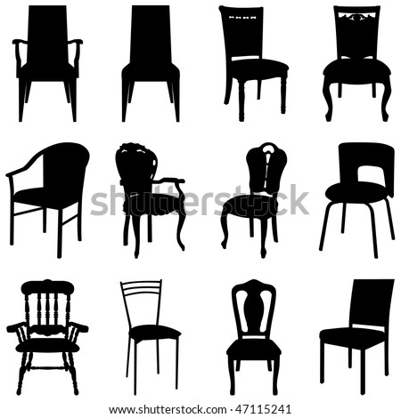 Chair silhouette besides Selected cafe chairs dining chairs furthermore Outdoor Chair Replica Bend Wire Lucy Dining Chairs Stackable Matt Black 8756 additionally Totems as well 2436. on meeting room chair back