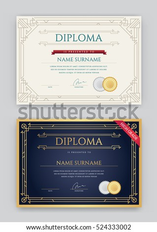 Diploma display coupons / Baby diego coupons
