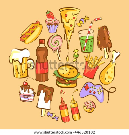 unhealthy food habits in the u s a Start healthy habits early healthy food for kids peer pressure and tv commercials for junk food can make getting your kids to eat well an uphill struggle.