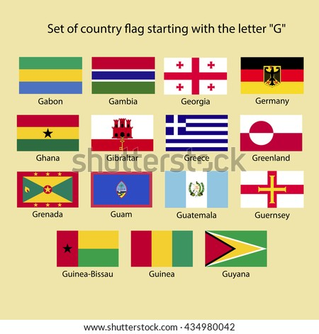 List of countries beginning with letter G   oukas.info