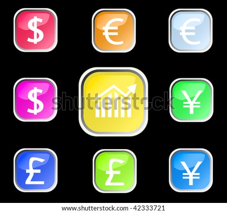 Forex vector icon