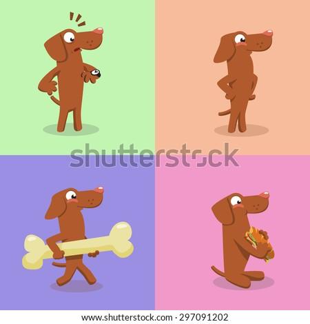 Vizsla Stock Vectors, Images & Vector Art | Shutterstock