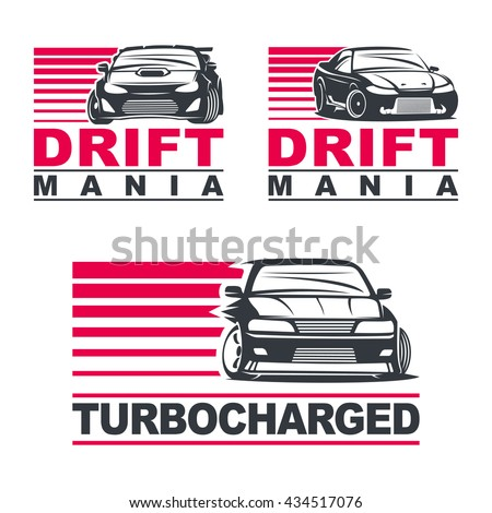Drift Car Stock Images Royalty Free Images Vectors Shutterstock
